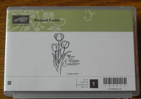 Stampin' Up! Blessed Easter