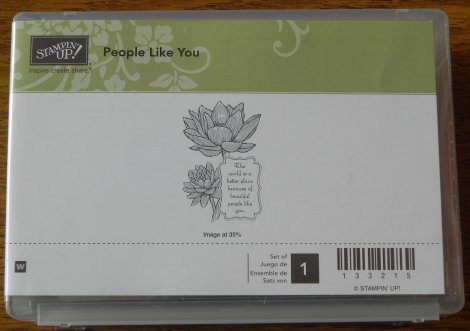 Stampin' Up! People Like You