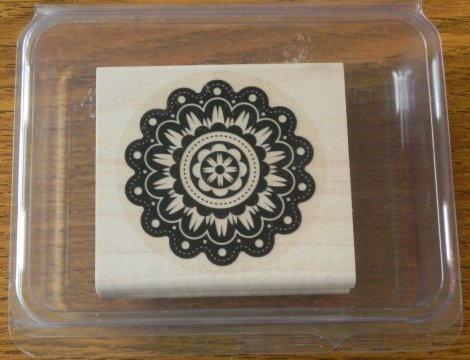 Stampin' Up! Quint-Essential Flower