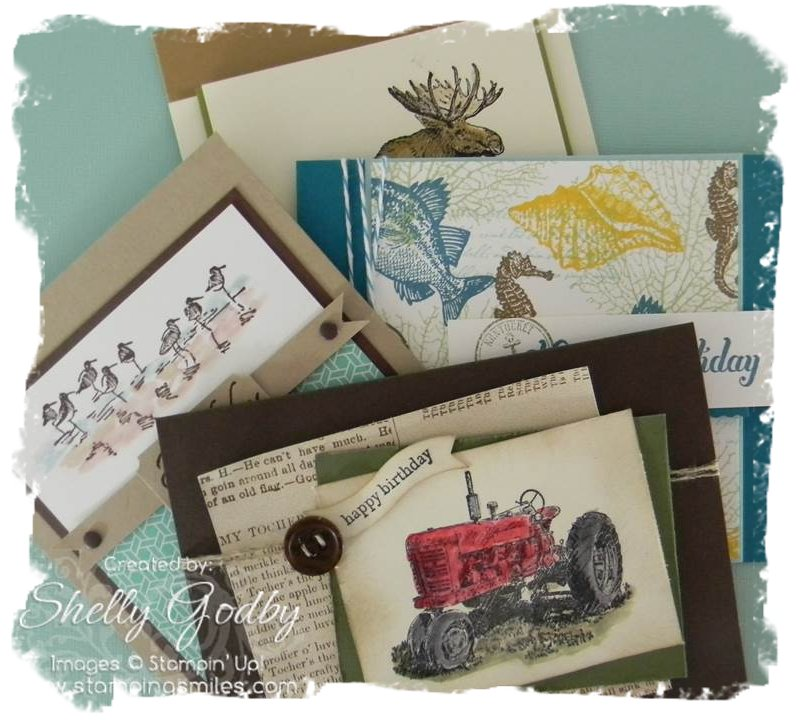 Cards with Muscles VIDEO Class Cards Starts today!  Stamping Smiles Classy Black Friday Weekend Special