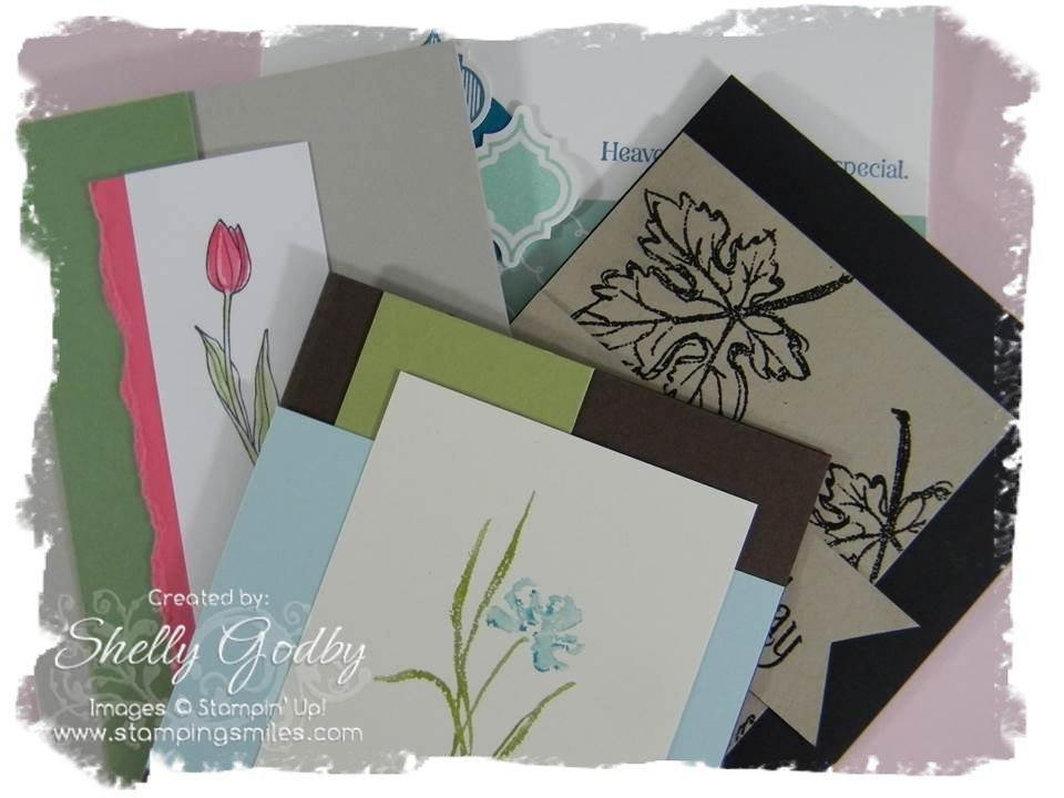 Hand Made to Hand Wow Base Cards Last Day to Buy 2 Get 1 FREE Sale on Stamping Smiles Classes!