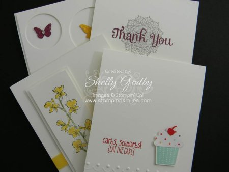Quick Clean Classy Cards Class Last Day to Buy 2 Get 1 FREE Sale on Stamping Smiles Classes!