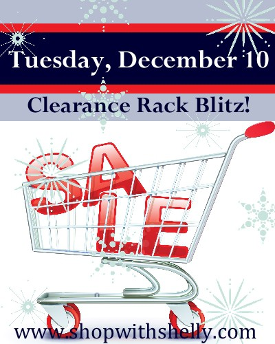 Clearance Rack Blitz 001 Get ready for the December 2013 Stampin Up! Clearance Rack Blitz!