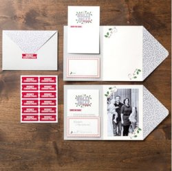 Holly Jolly Greetings Simply Sent Kit Save 30% with Stampin Up! Cyber Monday Special 12 2 2013!