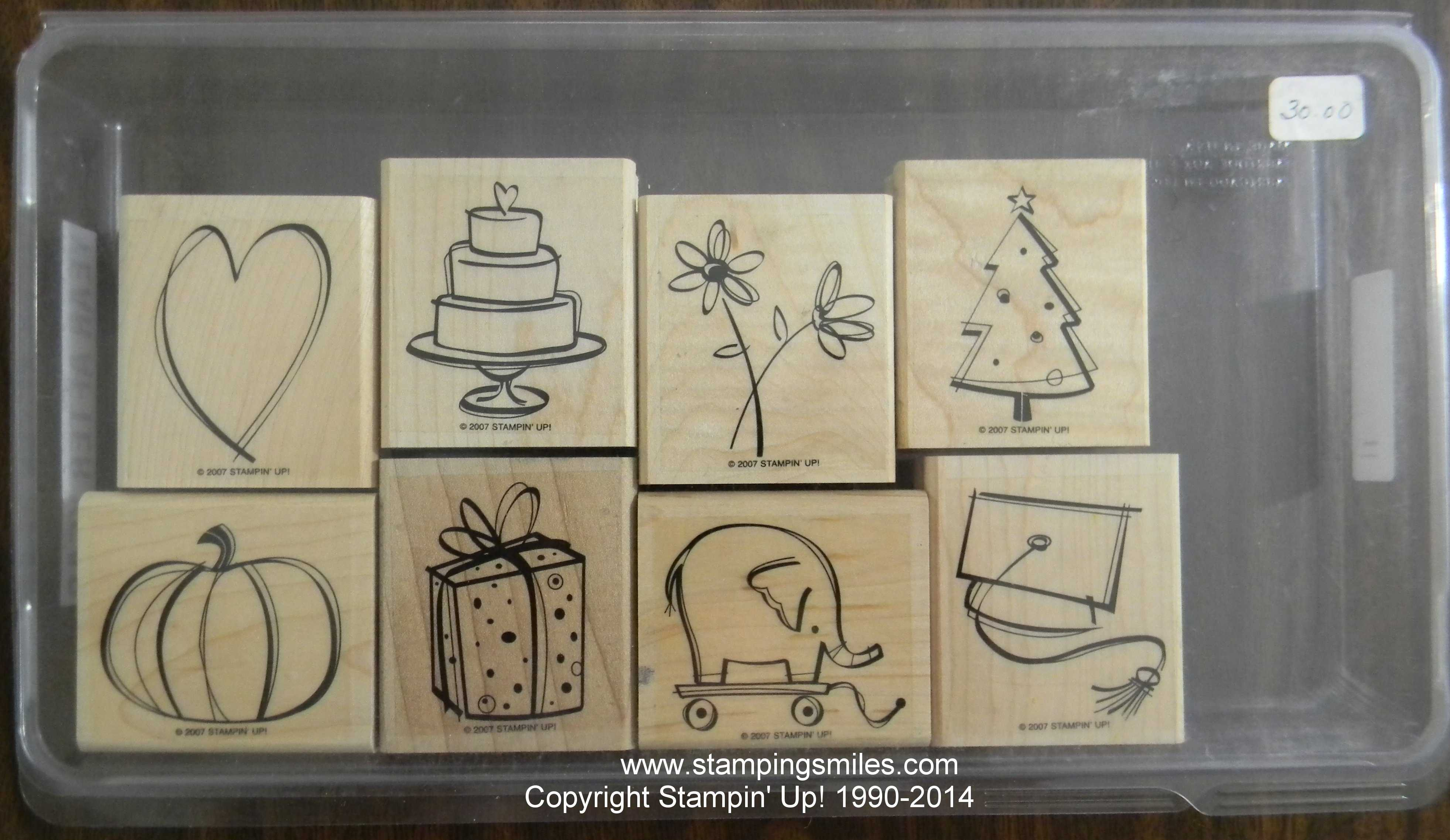 Stampin' Up! Year After Year 30