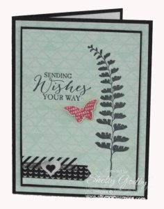 Stampin' Up! Butterfly Basics Stamp Set