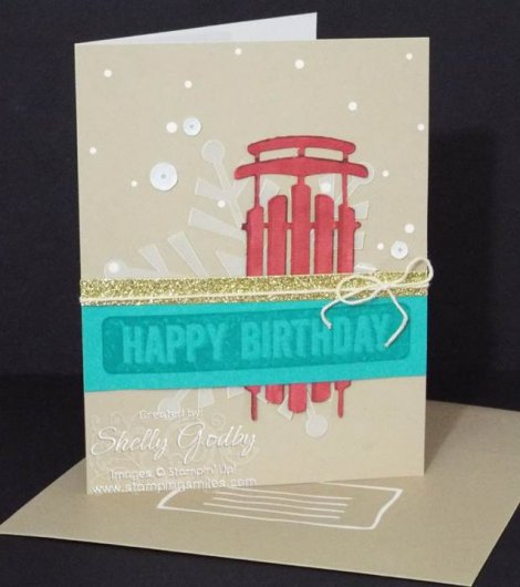 Watercolor Wonder Kit card