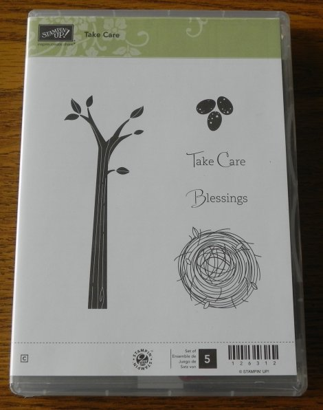 Stampin' Up! Take Care Stamp Set