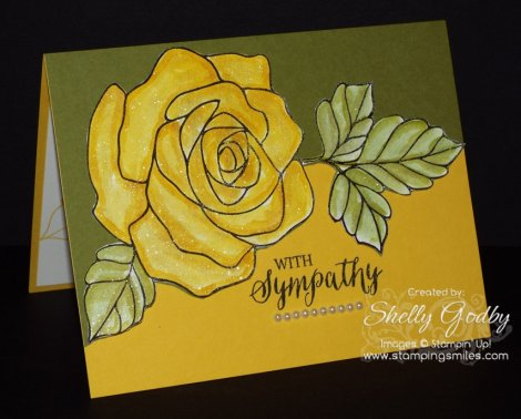 Stampin' Up! Rose Garden Thinlits Dies