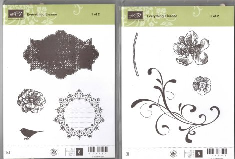 Stampin' Up! Everything Eleanor Stamp Set