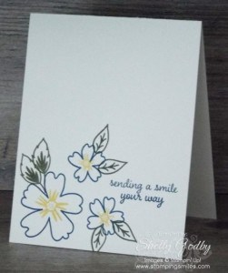 Stampin' Up! Love and Affection Card