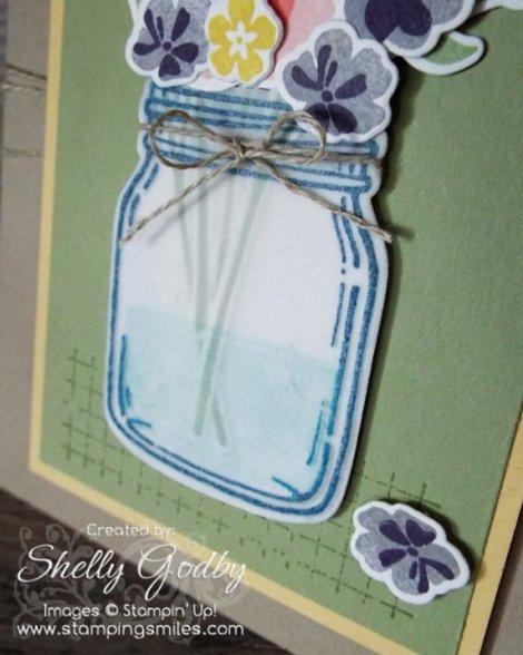 Stampin' Up! Jar of Love Stamp Set