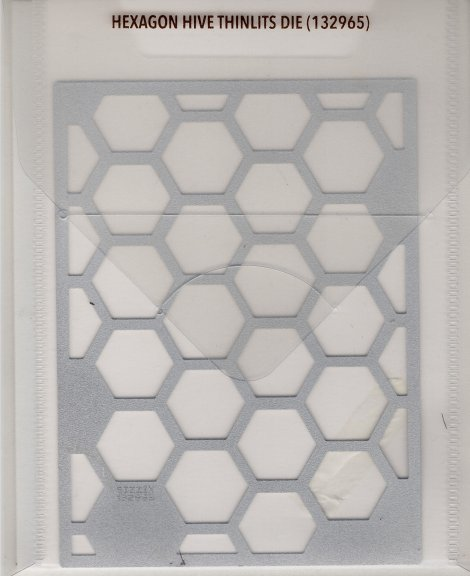 Hexagon Hive Thinlits