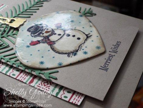 Stampin' Up! Christmas Magic Card