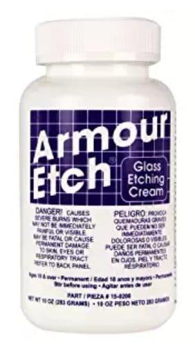 Armour Etch 2.8 ounce