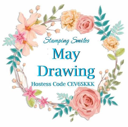 Stamping Smiles May 2018 Drawing