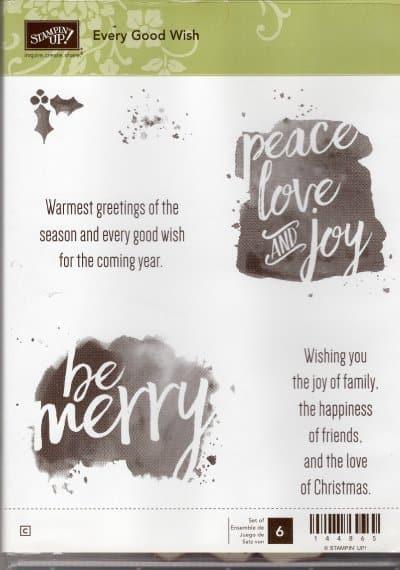 Every Good Wish