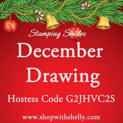 Stamping Smiles December Drawing