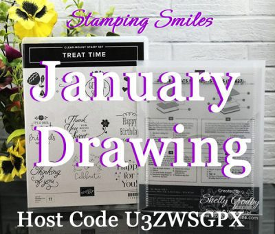 Stamping Smiles January 2019 Drawing