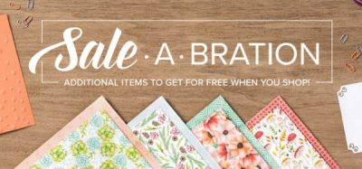 Eight more 2019 Sale-a-bration gift options!