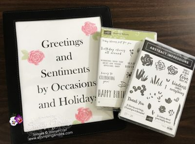 Simple and easy tips to store and organize rubber stamps by Shelly Godby of www.stampingsmiles.com