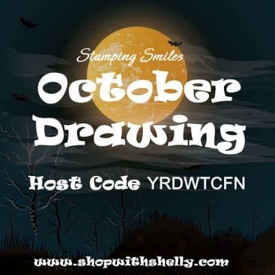 Stamping Smiles October 2019 Drawing