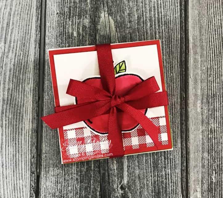 Handmade Teacher Gifts Ideas