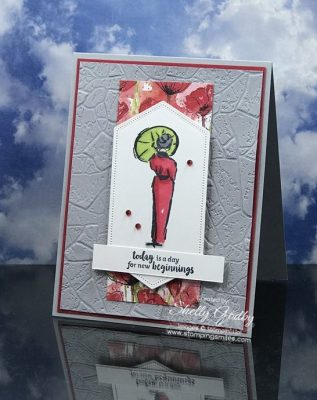 Stampin' Up! Power of Hope card