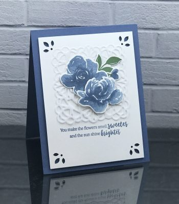 Stampin' Up! All Things Fabulous Card by Shelly Godby of www.stampingsmiles.com