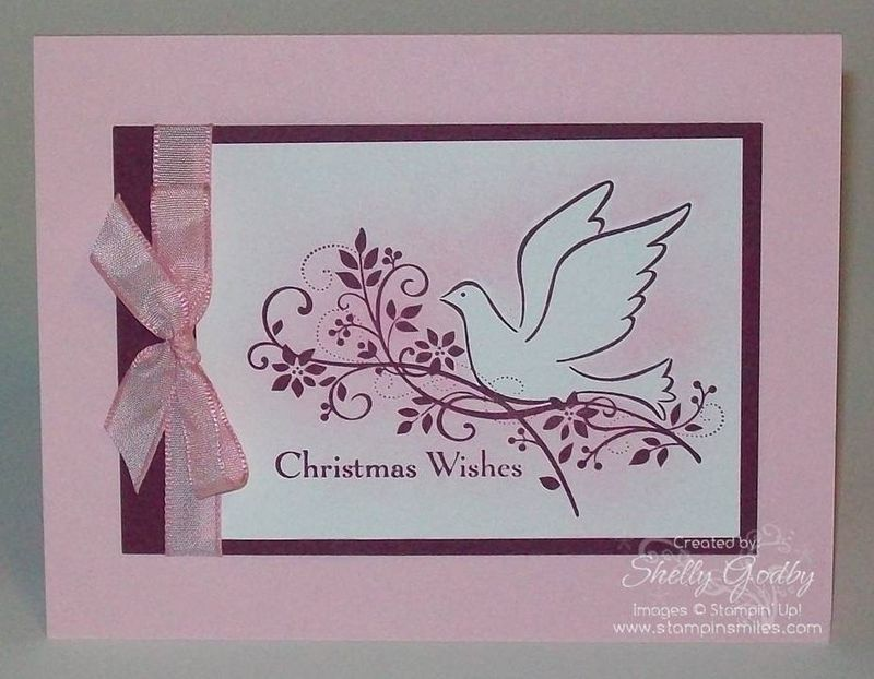 Gifts of Christmas Stampin' Up! Stamp